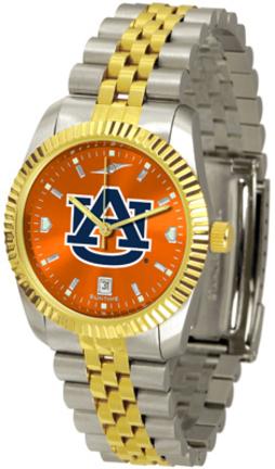 Auburn Tigers Executive AnoChrome Men's Watch