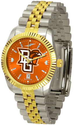 Bowling Green State Falcons Executive AnoChrome Men's Watch