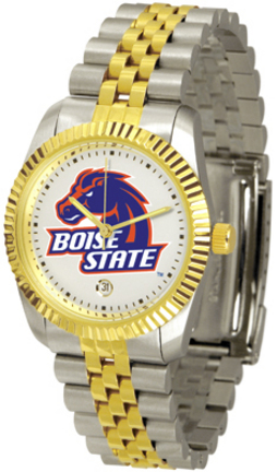 "Boise State Broncos ""The Executive"" Men's Watch"