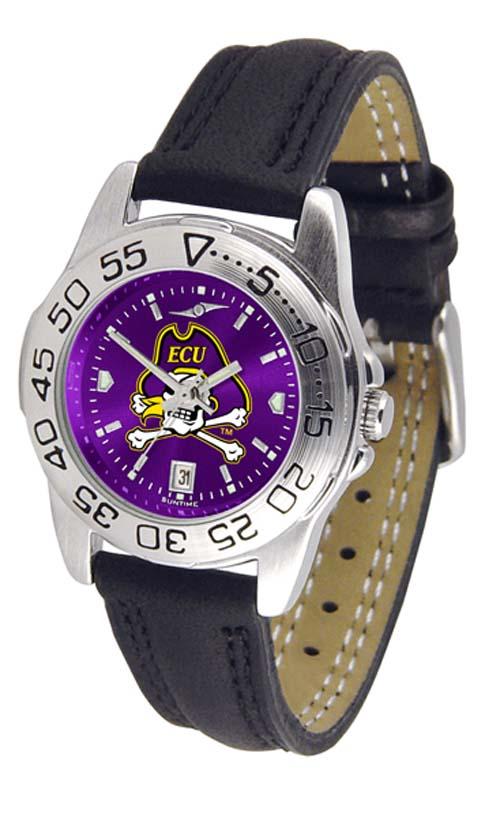 East Carolina Pirates Gameday Sport Ladies' Watch