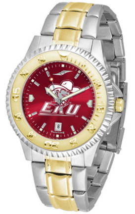 Eastern Kentucky Colonels Competitor AnoChrome Two Tone Watch