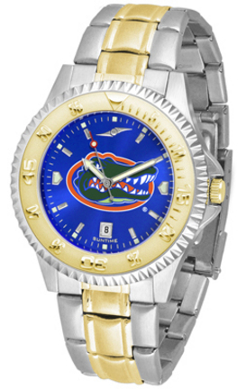Florida Gators Competitor AnoChrome Two Tone Watch