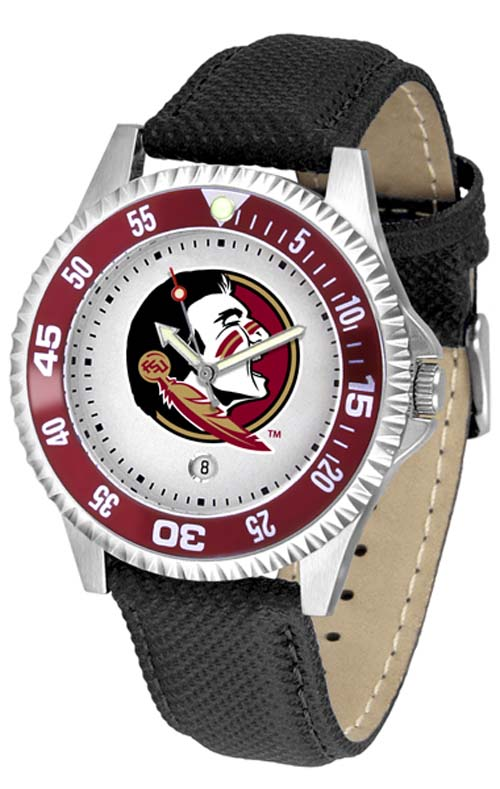 Florida State Seminoles Competitor Men's Watch by Suntime