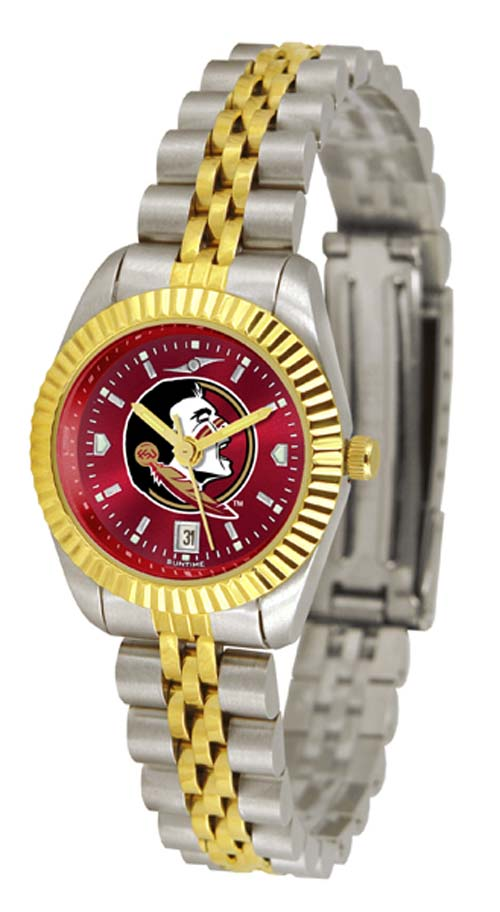 Florida State Seminoles Ladies Executive AnoChrome Watch