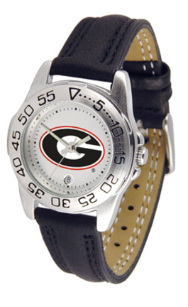 Georgia Bulldogs Gameday Sport Ladies' Watch