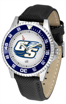 Georgia Southern Eagles Competitor Men's Watch with Nylon / Leather Band