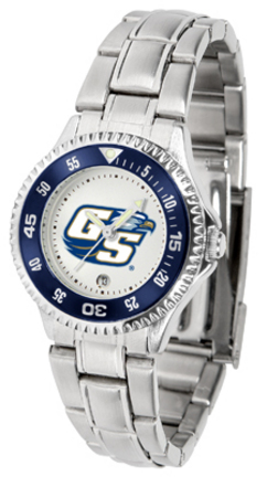 Georgia Southern Eagles Competitor Ladies Watch with Steel Band