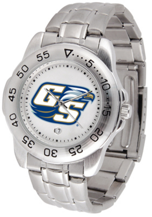 Georgia Southern Eagles Sport Steel Band Men's Watch