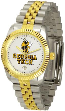 Georgia Tech Yellow Jackets The Executive Men's Watch