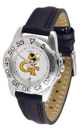 Georgia Tech Yellow Jackets Gameday Sport Ladies' Watch