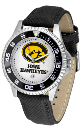 Iowa Hawkeyes Competitor Men's Watch by Suntime