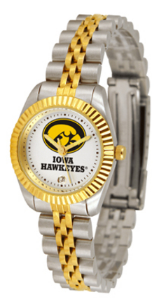 Iowa Hawkeyes Ladies' Executive Watch by Suntime