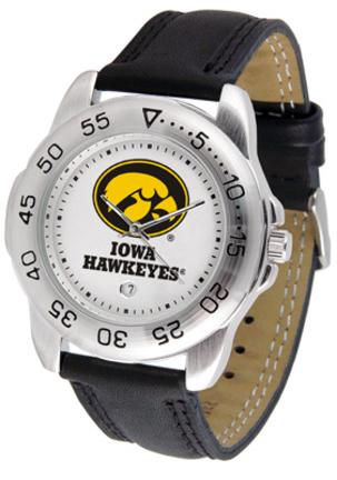 Iowa Hawkeyes Gameday Sport Men's Watch by Suntime