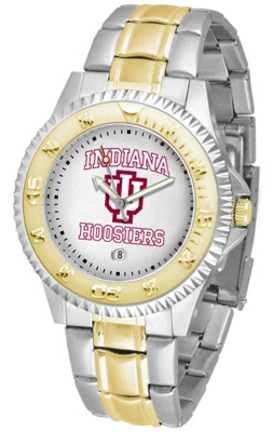 Indiana Hoosiers Competitor Two Tone Men's Watch