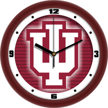 Indiana Hoosiers 12 inch Dimension Wall Clock