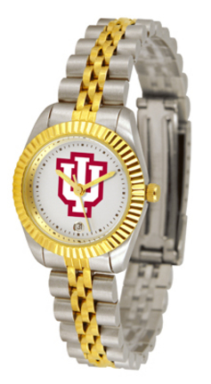 Indiana Hoosiers Ladies Executive Watch by Suntime