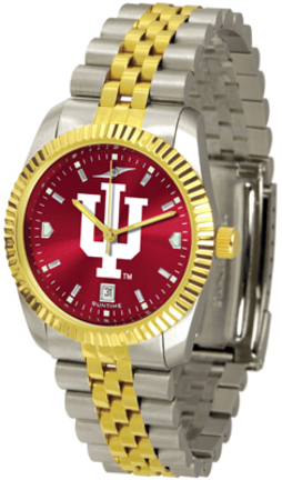Indiana Hoosiers Executive AnoChrome Men's Watch