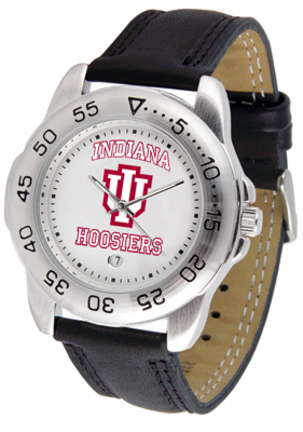 Indiana Hoosiers Gameday Sport Men's Watch by Suntime