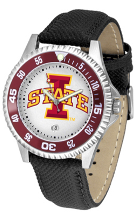 Iowa State Cyclones Competitor Men's Watch by Suntime
