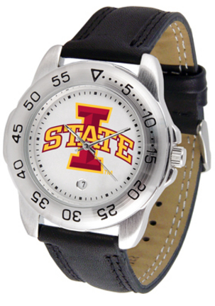 Iowa State Cyclones Gameday Sport Men's Watch by Suntime