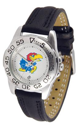 Kansas Jayhawks Gameday Sport Ladies' Watch
