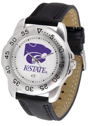 Kansas State Wildcats Gameday Sport Men's Watch by Suntime