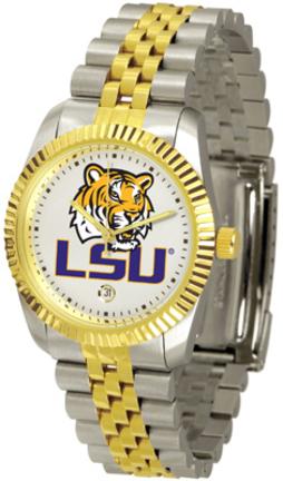 Louisiana State (LSU) Tigers Executive Men's Watch