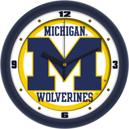 Michigan Wolverines Wall Clocks Price Compare