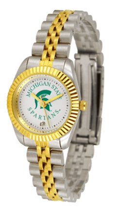 Michigan State Spartans Ladies' Executive Watch by Suntime