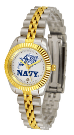 Navy Midshipmen Ladies' Executive Watch by Suntime