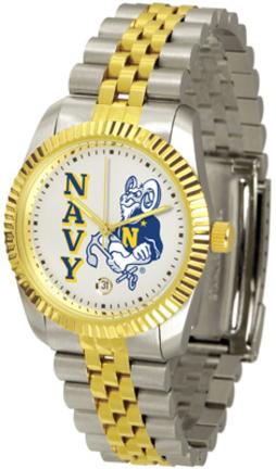 Navy Midshipmen Executive Men's Watch