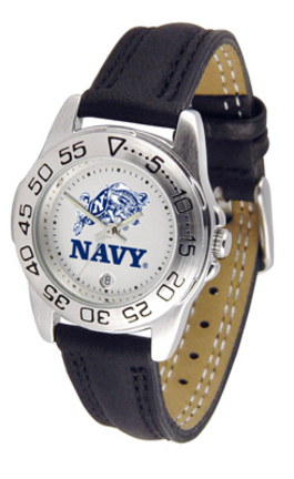 Navy Midshipmen Gameday Sport Ladies' Watch