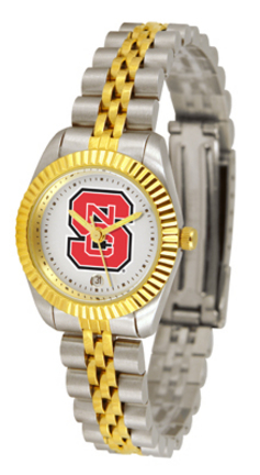 North Carolina State Wolfpack Ladies' Executive Watch by Suntime