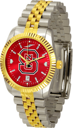 North Carolina State Wolfpack Executive AnoChrome Men's Watch