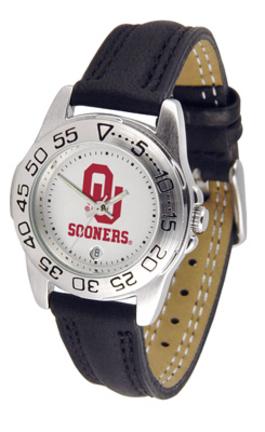 Oklahoma Sooners Gameday Sport Ladies' Watch