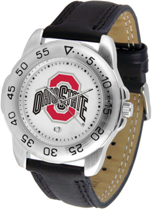 Ohio State Buckeyes Gameday Sport Men's Watch by Suntime