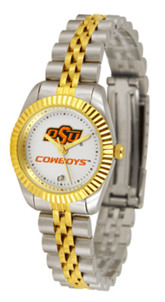 Oklahoma State Cowboys Ladies Executive Watch by Suntime