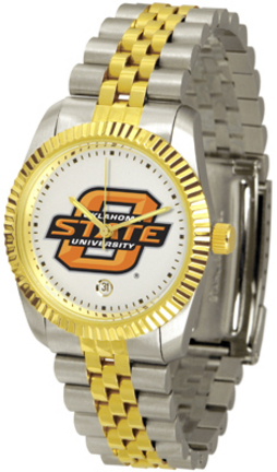 Oklahoma State Cowboys 'The Executive' Men's Watch