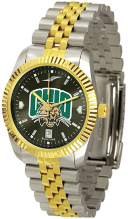 Ohio Bobcats Executive AnoChrome Men's Watch