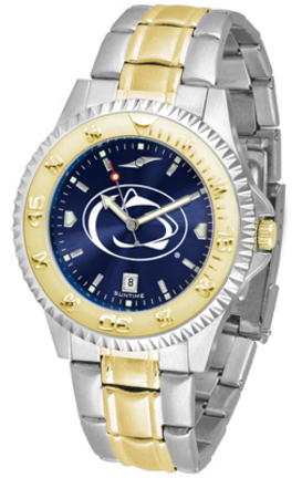 Penn State Nittany Lions Competitor AnoChrome Two Tone Men's Watch