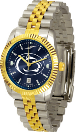 Penn State Nittany Lions Executive AnoChrome Men's Watch