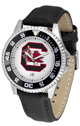 South Carolina Gamecocks Competitor Men's Watch by Suntime