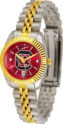 South Carolina Gamecocks Ladies Executive AnoChrome Watch