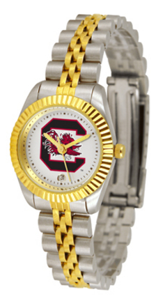 South Carolina Gamecocks Ladies Executive Watch by Suntime