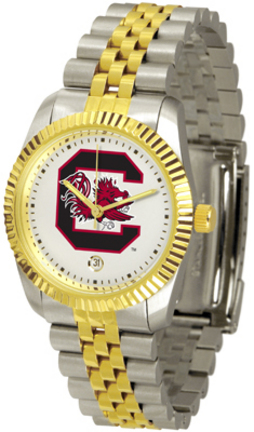 South Carolina Gamecocks 'The Executive' Men's Watch