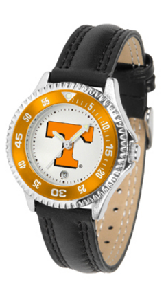 Tennessee Volunteers Competitor Ladies Watch with Leather Band