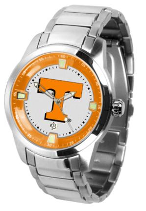 Tennessee Volunteers Titan Steel Watch