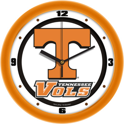 Tennessee Volunteers Traditional 12 inch Wall Clock