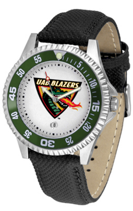 Alabama (Birmingham) Blazers Competitor Men's Watch by Suntime
