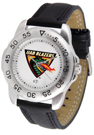 Alabama (Birmingham) Blazers Gameday Sport Men's Watch by Suntime